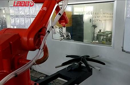 喷涂机器人喷涂质量