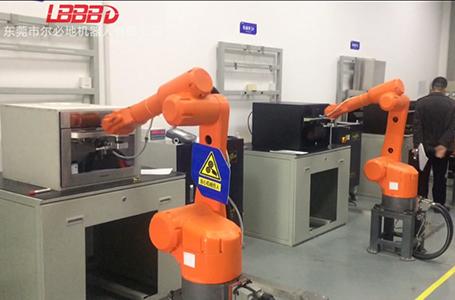 尔必地通用型机器人实验室老化实验现场案例