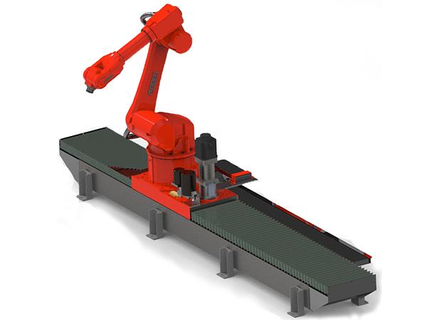 七轴联动机器人