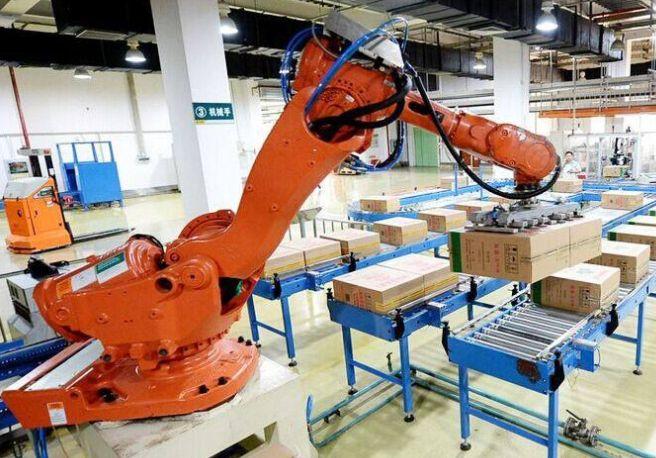 国内码垛机器人应用行业