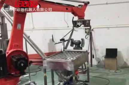 尔必地大型负载搬运机器人视频