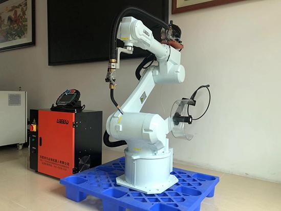 焊接机器人的传感器