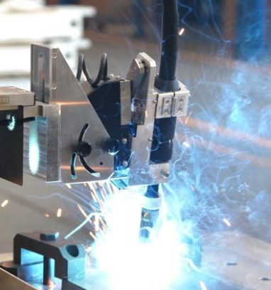 焊接机器人零部件