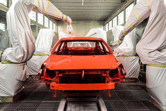 喷涂机器人进行汽车喷漆技术究竟如何呢?