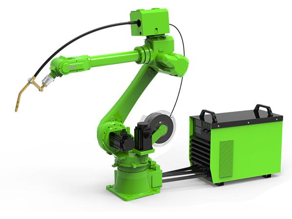 爾必地六軸銲接機器人的特點