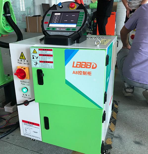 焊接机器人控制系统