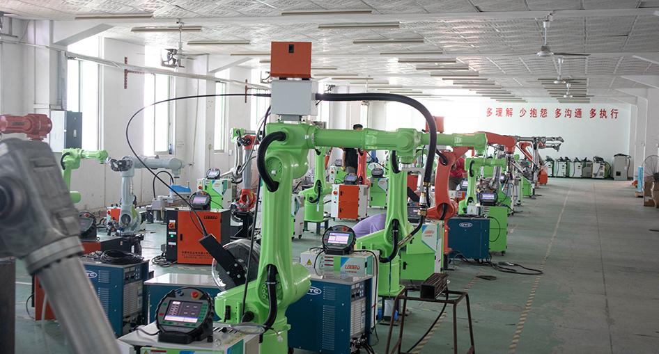 焊接机器人所用电极