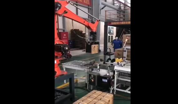 码垛机器人六大优势有哪些