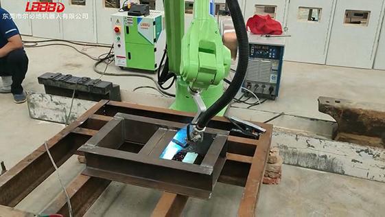 自動銲接機器人爲各行業注入新的模式
