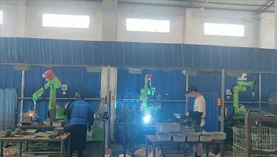 焊接机器人配件