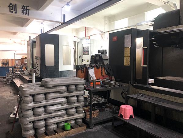 尔必地CNC、卧式加工中心-5